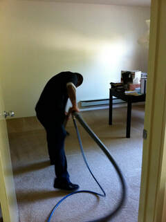 professional carpet cleaners in BC